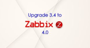 Upgrade zabbix 3.4 to 4.0